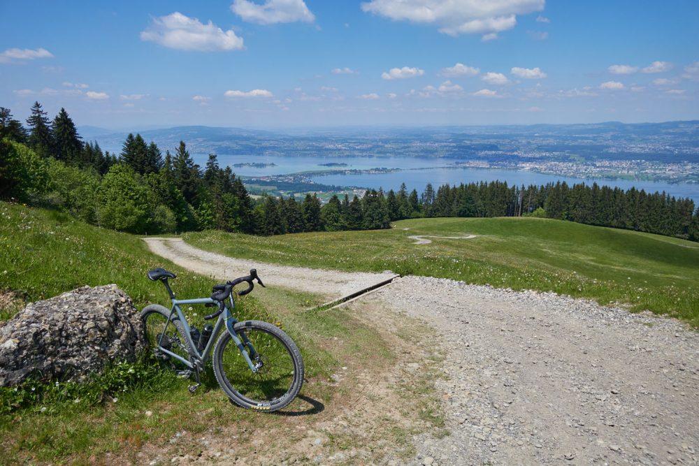zuerichsee-umrundung-gravel-bike