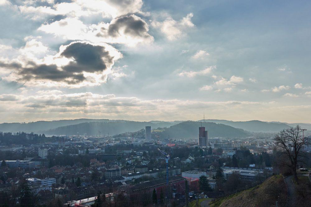 Aussicht vom Goldenberg